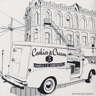 Shuko & F. Of Audiotreats / Cookies & Cream 3