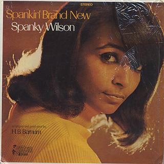 Spanky Wilson / Spankin' Brand New