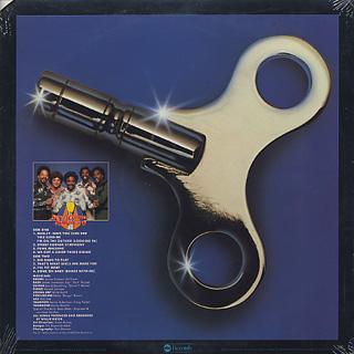 Street Corner Symphony / Little Funk machine back