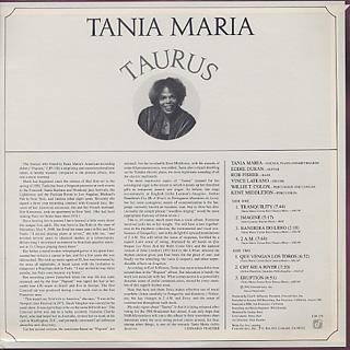 Tania Maria / Taurus back