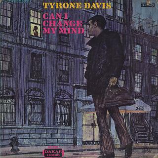Tyrone Davis / Can I Change My Mind