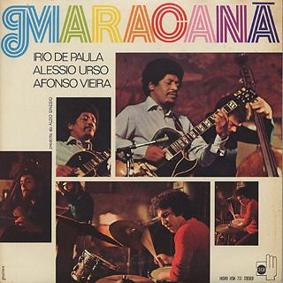 V.A.(Irio De Paula, Alessio Urso, Afonso Vieira) / Maracana