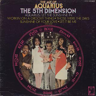 5th Dimension / Age Of Aquarius
