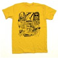 7 Days of Funk T-Shirts (Yellow / S)-1