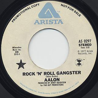 Aalon / Rock'n Roll Gangster