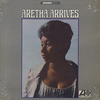 Aretha Franklin / Aretha Arrives front