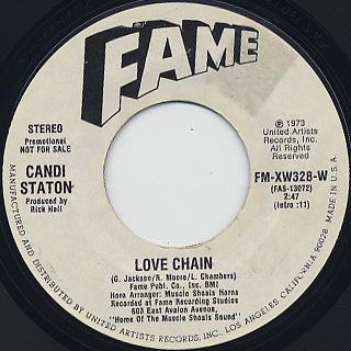 Candi Staton / Love Chain