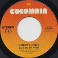 Cheryl Lynn / Got To Be Real