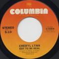 Cheryl Lynn / Got To Be Real