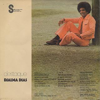 Djalma Dias / Destaque back