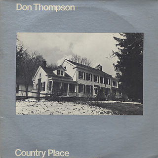 Don Thompson / Country Place front