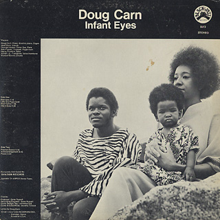 Doug Carn / Infant Eyes back