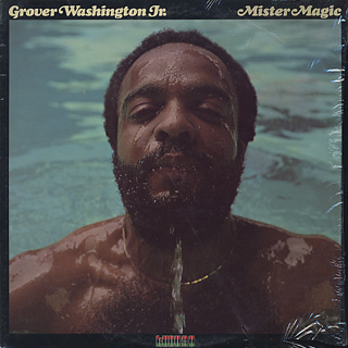 Grover Washington Jr. / Mister Magic front