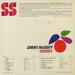 Jimmy McGriff / Cherry back