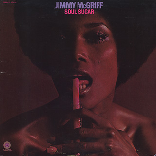 Jimmy McGriff / Soul Sugar