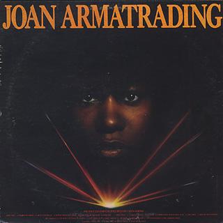 Joan Armatrading / S.T. back