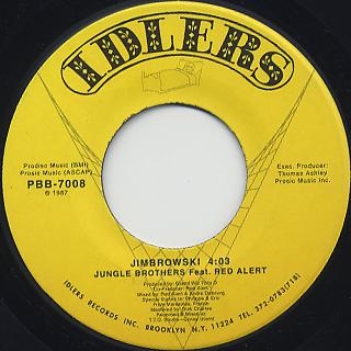 Jungle Brothers / Jimbrowski