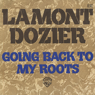 Lamont Dozier / Going Back To My Roots (France 45)