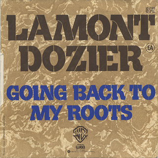 Lamont Dozier / Going Back To My Roots (France 45) back