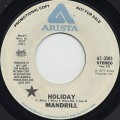 Mandrill / Holiday
