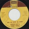 Marvin Gaye & Tammi Terrell / Keep On Lovin' Me Honey-1