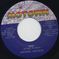 Michael Jackson / Ben c/w You Can Cry On My Shoulder