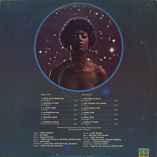 Monk Higgins / Extra Soul Perception back