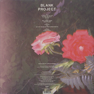 Neneh Cherry / Blank Project (LP with CD) back