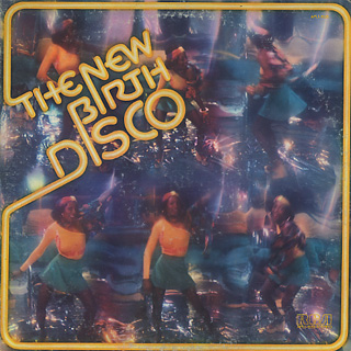 New Birth / New Birth Disco front