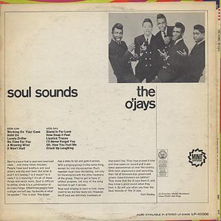 O'Jays / Soul Sounds back