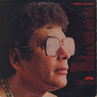 Ray Barretto / Giant Force back