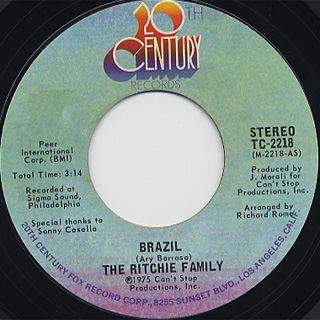Ritchie Family / Brazil (45)