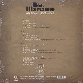 Roc Marciano / The Pimpire Strikes Back back