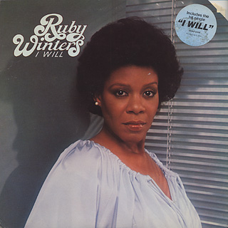 Ruby Winters / I Will front