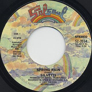Silvetti / Spring Rain (45)