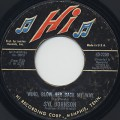 Syl Johnson / Wind, Blow Her Back My Way
