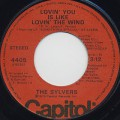 Sylvers / Lovin' You Is Like Lovin' The Wind