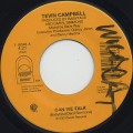Tevin Campbell / Can We Talk c/w Look What We'd Have