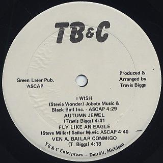Travis Biggs / Challenge label