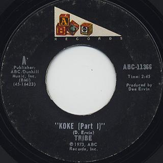 Tribe / Koke (Part I&II)