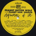 Peanut Butter Wolf with Planet Asia + Madlib / Definition Of Ill