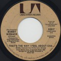 Bobby Womack / That's The Way I Feel About Cha