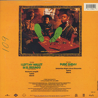 A Tribe Called Quest / I Left My Wallet In El Segundo back