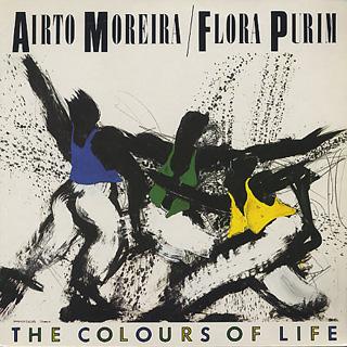 Airto Moreira/Flora Purim / The Colours Of Life