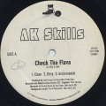 AK Skills / Check The Flava
