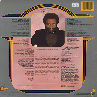 Andrae Crouch / Finally back