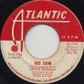 Aretha Franklin / See Saw c/w My Song
