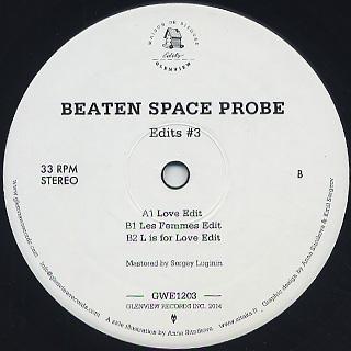 Beaten Space Probe / Edits #3