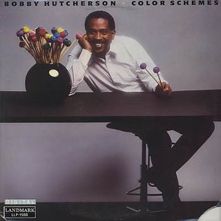 Bobby Hutcherson / Color Schemes