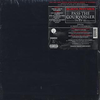 Busta Rhymes / Pass The Courvoisier Part II